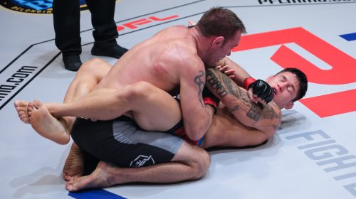 Finishing Streak Broken at PFL 6
