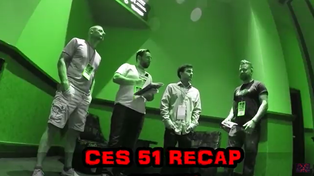 CES 51 post show recap with guest media personalities