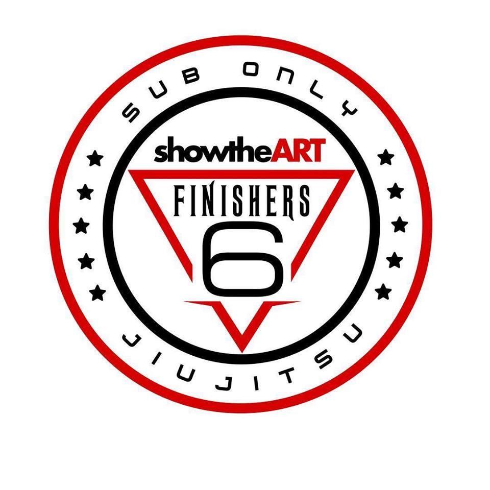 finishers 6 logo