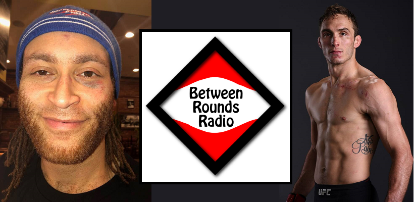 Between Rounds Radio #141 - Tony Martin, Ras Hylton