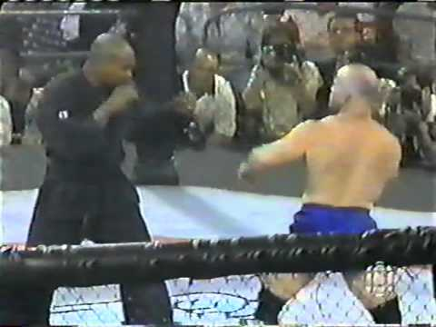 Mark Schultz vs. Gary Goodridge - UFC 9