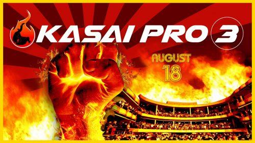 Kasai Pro 3 Results – Live from Hammerstein Ballroom