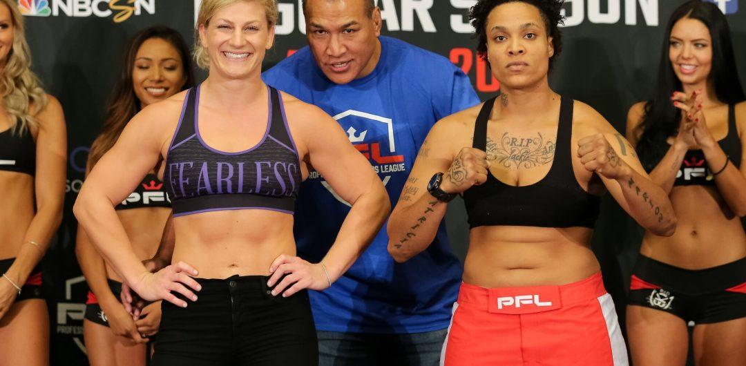 PFL 6 weigh-in results – Kayla Harrison returns