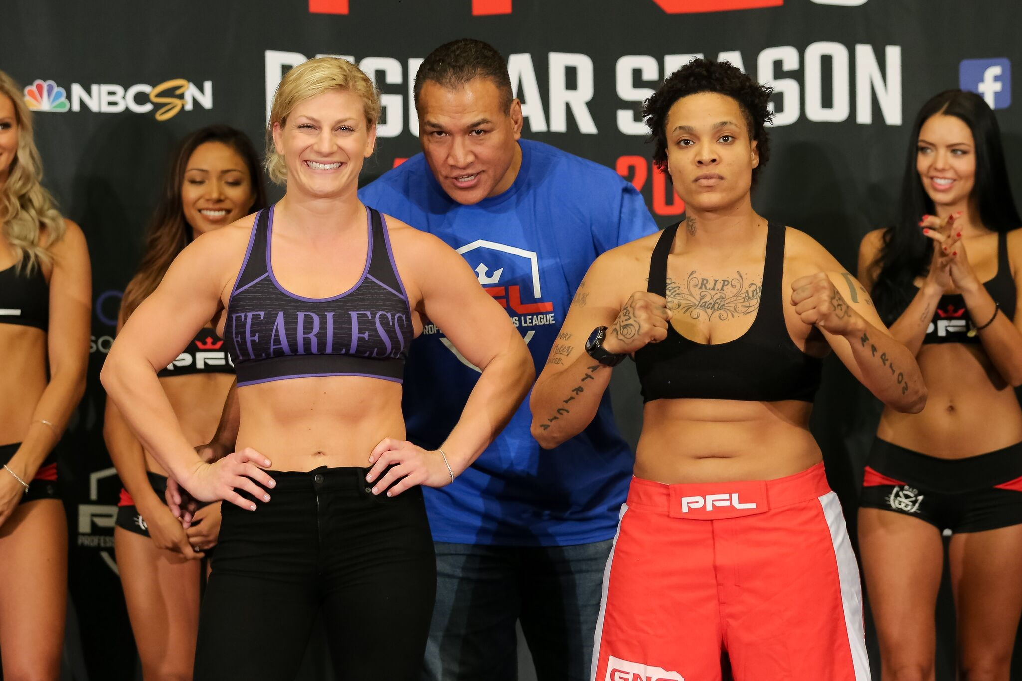 PFL 6 weigh-in results - Kayla Harrison returns