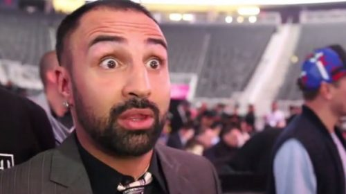 "Paulie Malignaggi: ""No balls Conor McGregor will look for a way out in Nurmagomedov fight"""