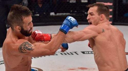 Michael Chandler Q&A: A Face of Bellator, Being Blessed and Financial Management Future