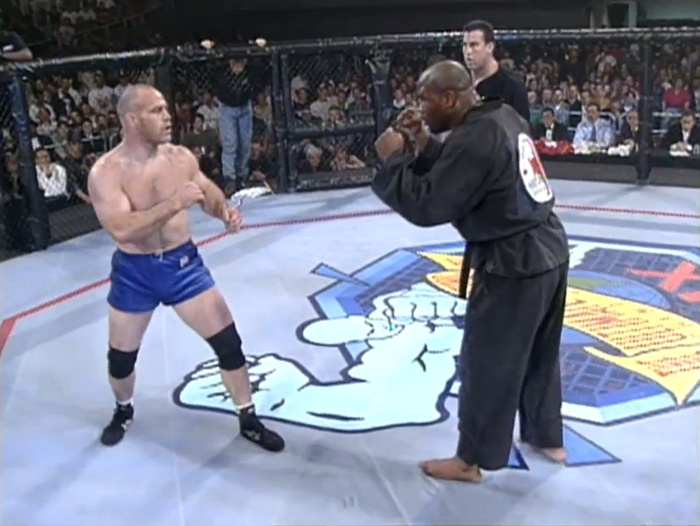 Mark Schultz vs Gary Goodridge