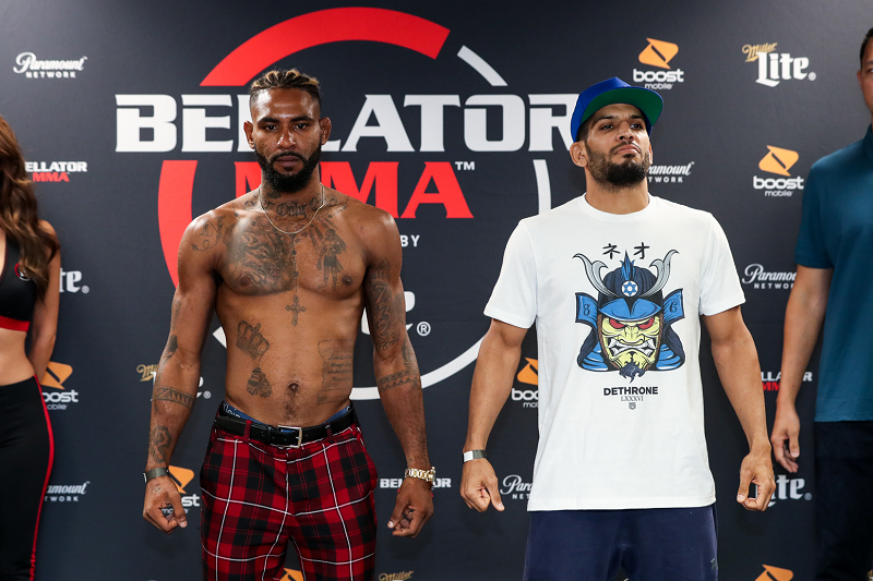 Bellator 204 live results