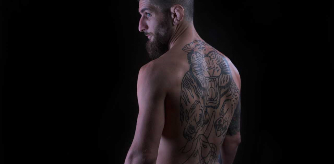 Danyel looks forward to be the face of Italian MMA