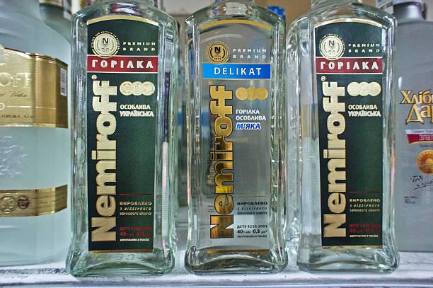 UFC names Nemiroff first-ever official vodka partner