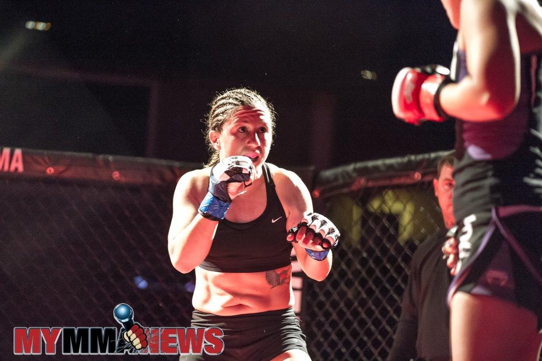 Liz Welch - Maverick MMA 3