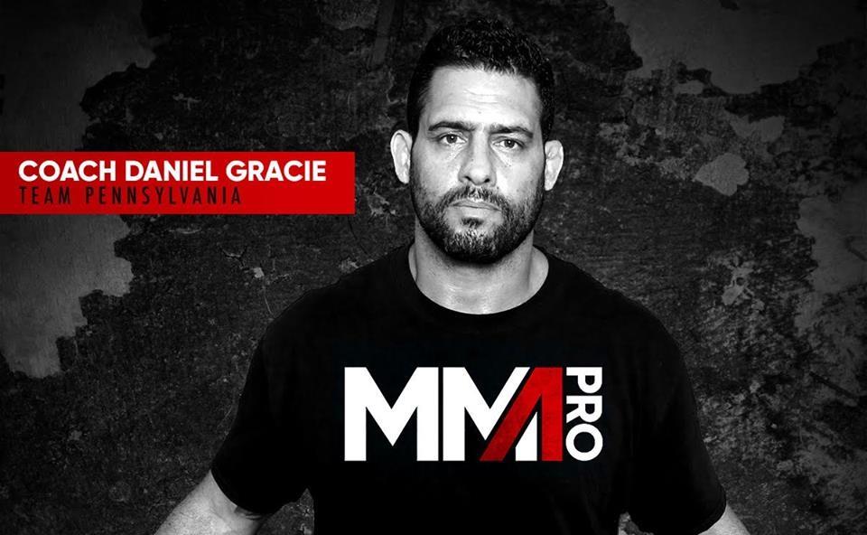 Team Pennsylvania, MMA Pro League, Daniel Gracie