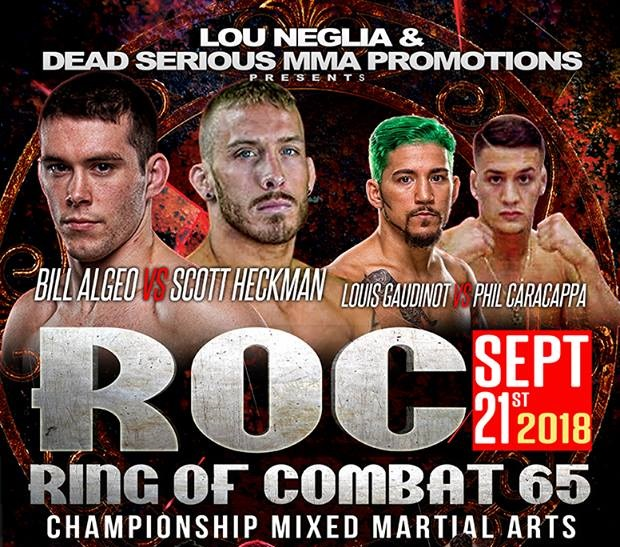 Ring of Combat 65 results