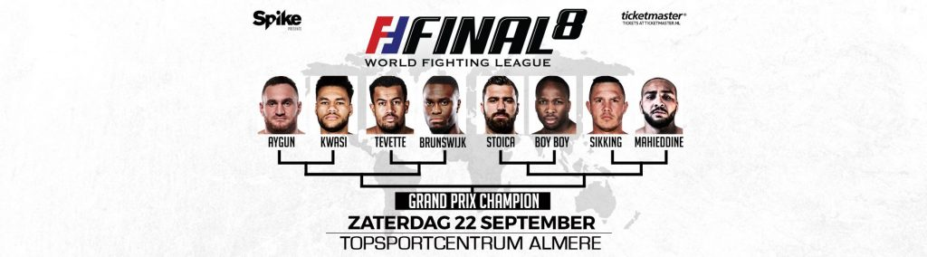 Bellator, WFL, World Fightling League