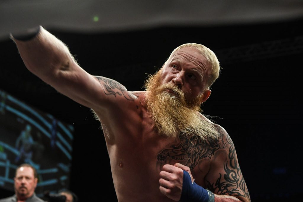 Bare Knuckle Fighting Championship 2, Sam Shewmaker