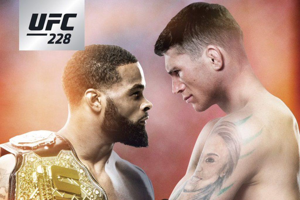 UFC 228 results - Tyron Woodley vs. Darren Till