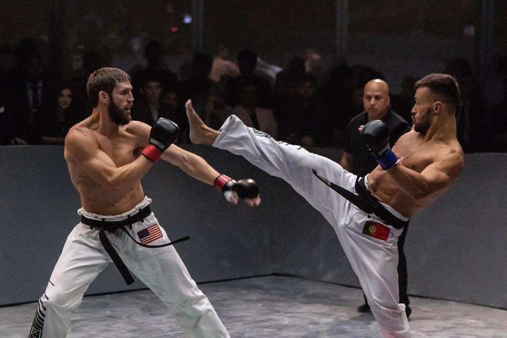 Karate Combat - One World