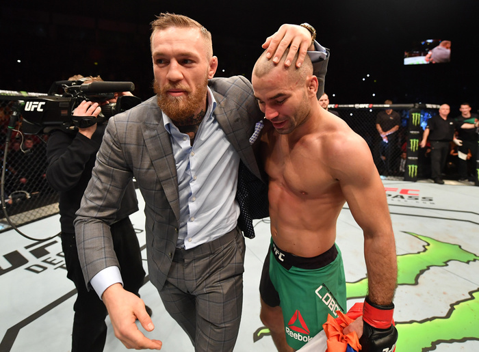 artem lobov and conor mcgregor