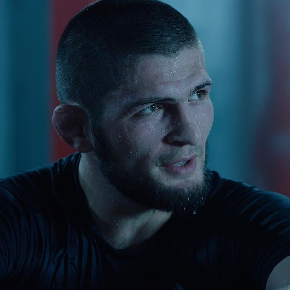 getting stepped on, Khabib Nurmagomedov, eagle