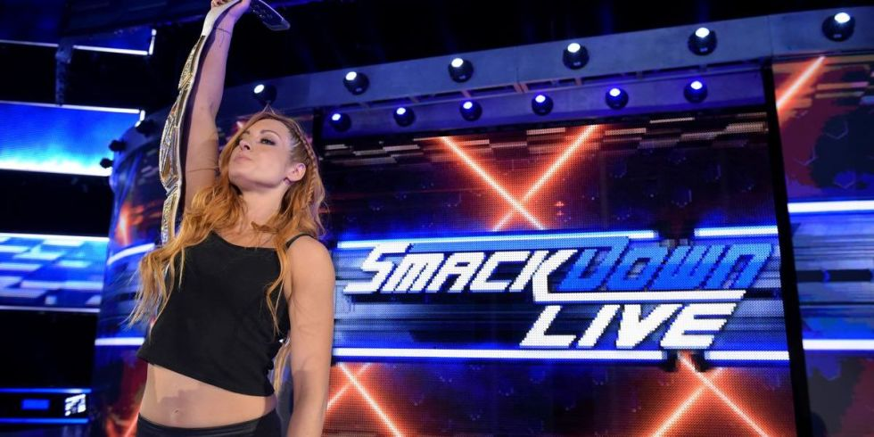 WWE Smackdown Live, Becky Lynch