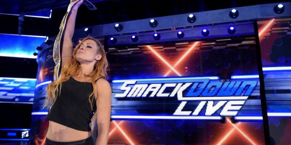 WWE Smackdown Live, Becky Lynch