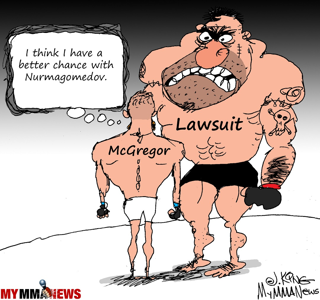 Conor McGregor lawsuit