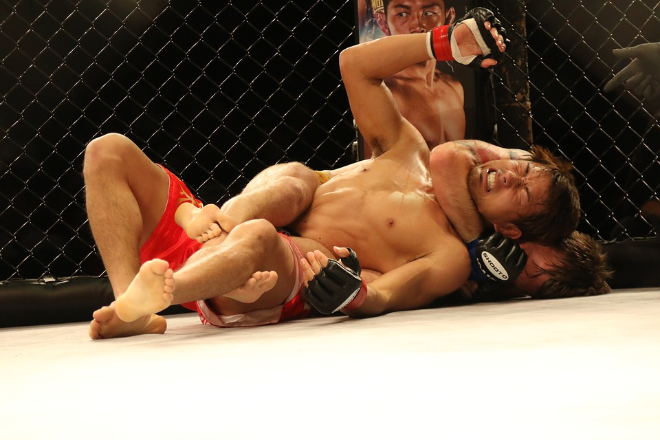 A short history of MMA