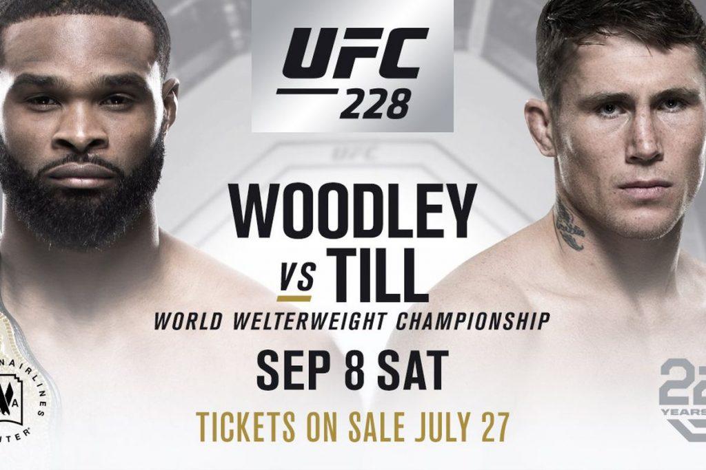 UFC 228 Preview