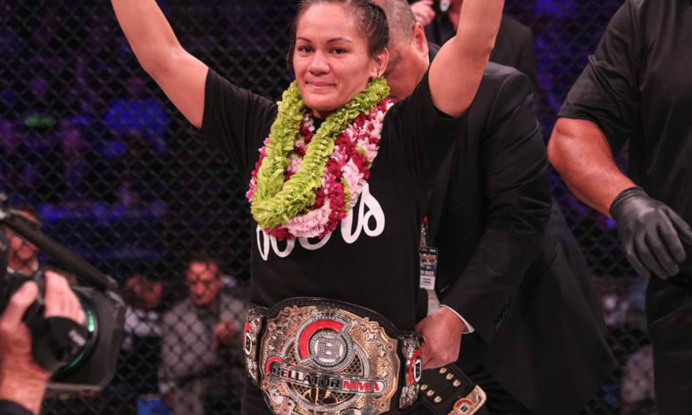 Hawaii, Bellator Hawaii, Ilima-Lei Macfarlane