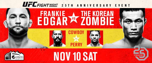 UFC Celebrates 25th Anniversary
