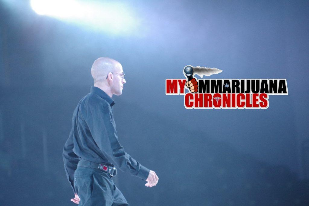MyMMArijuanaChronicles Episode 7: Josh Peters