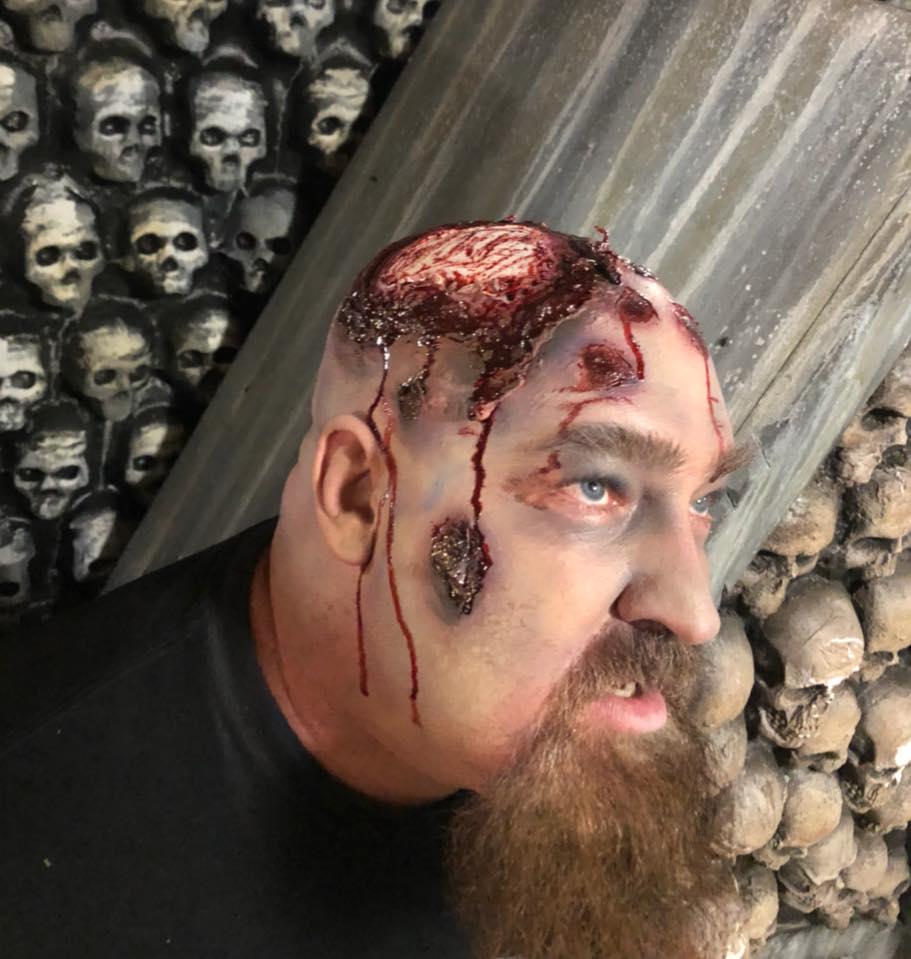 Akron Fright Fest, Jeremy Caudill