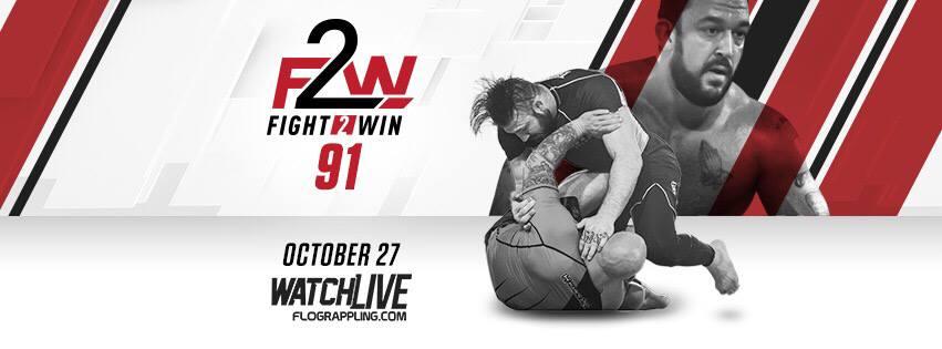 Fight 2 Win 91 Results - Tom DeBlass vs Tex Johnson main event