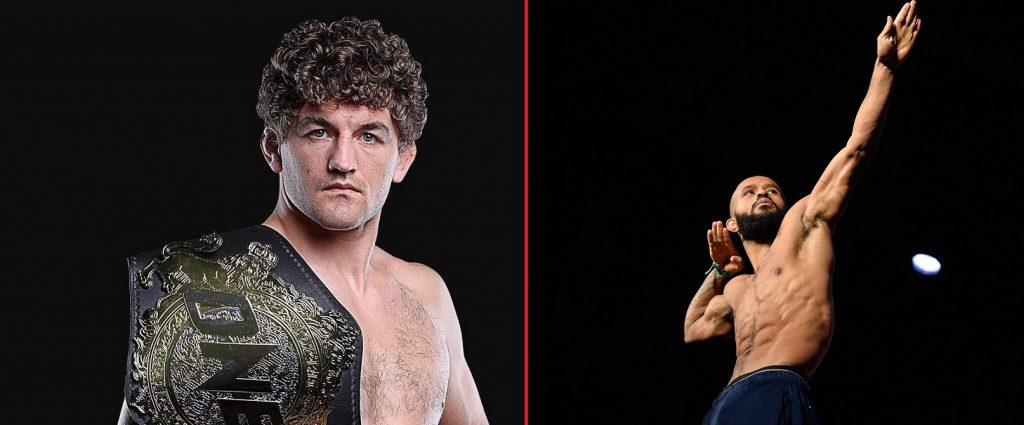 UFC and ONE Championship close to trade deal, Demetrious Johnson for Ben Askren