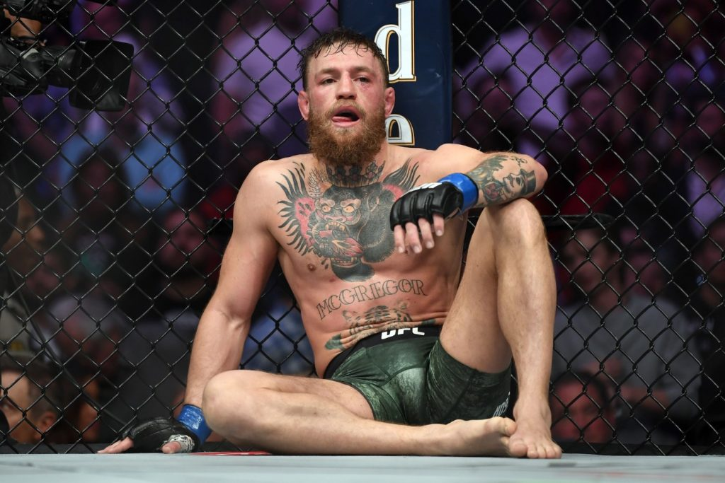 Conor McGregor, UFC 229