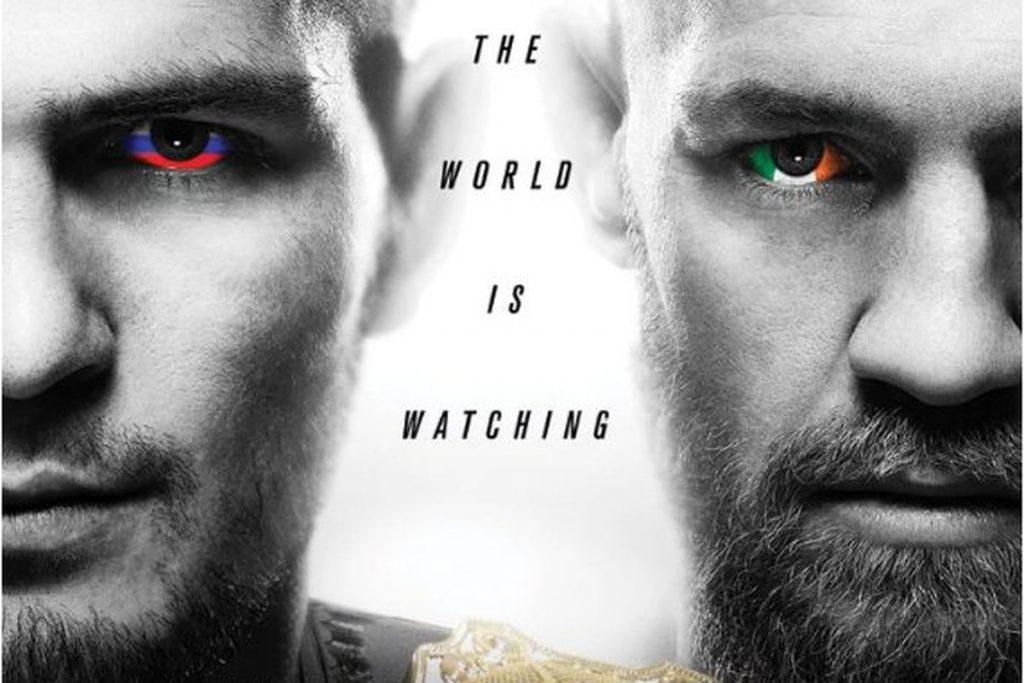 biggest fight, UFC history, UFC 229