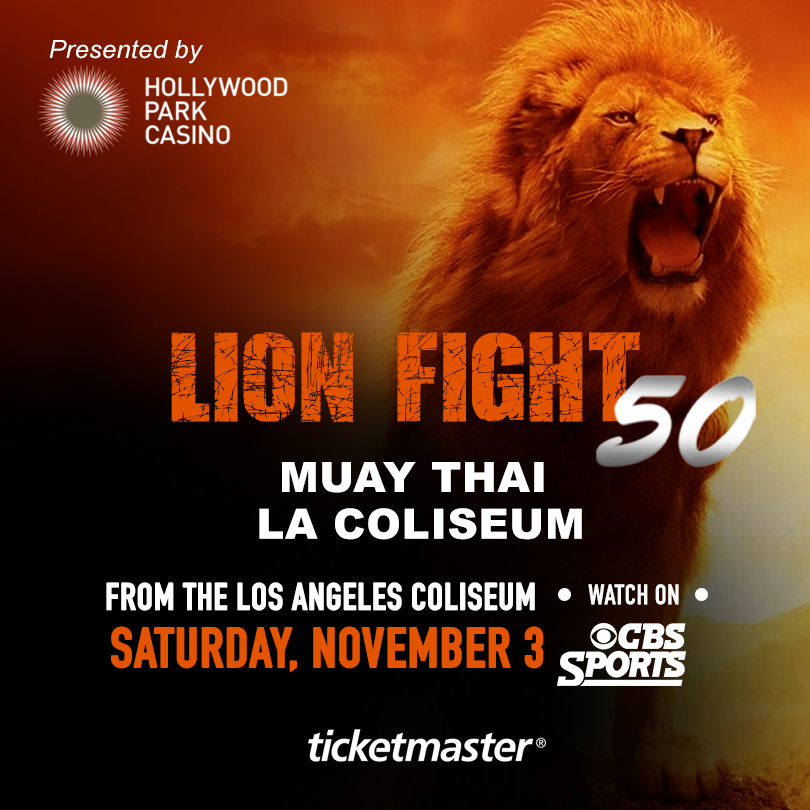Lion Fight 50