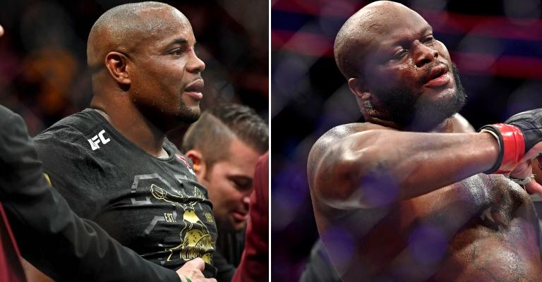 UFC 230, Daniel Cormier vs Derrick Lewis