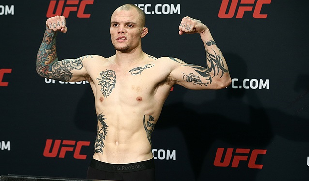 UFC Fight Night 138, UFC Moncton, Anthony Smith