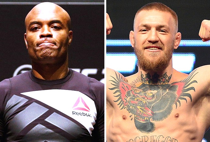 Anderson Silva vs Conor McGregor