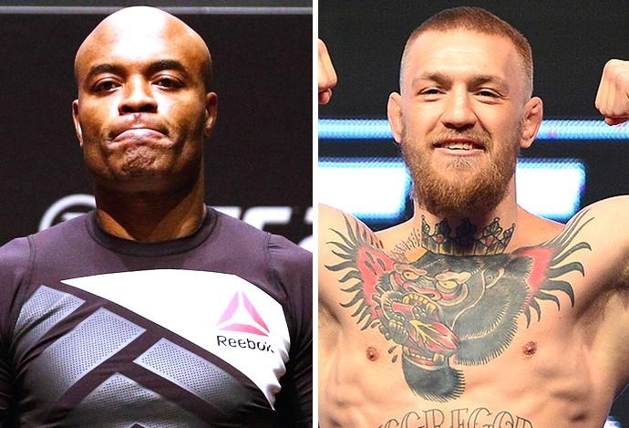 Anderson Silva vs Conor McGregor