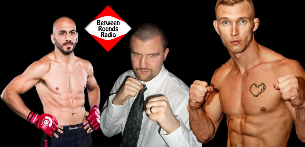 Between Rounds Radio #142 - Saad Awad, Chris Young, and Josh Harvey