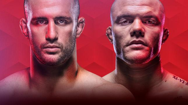 UFC Moncton Results - UFC Fight Night 138 - Oezdemir vs. Smith