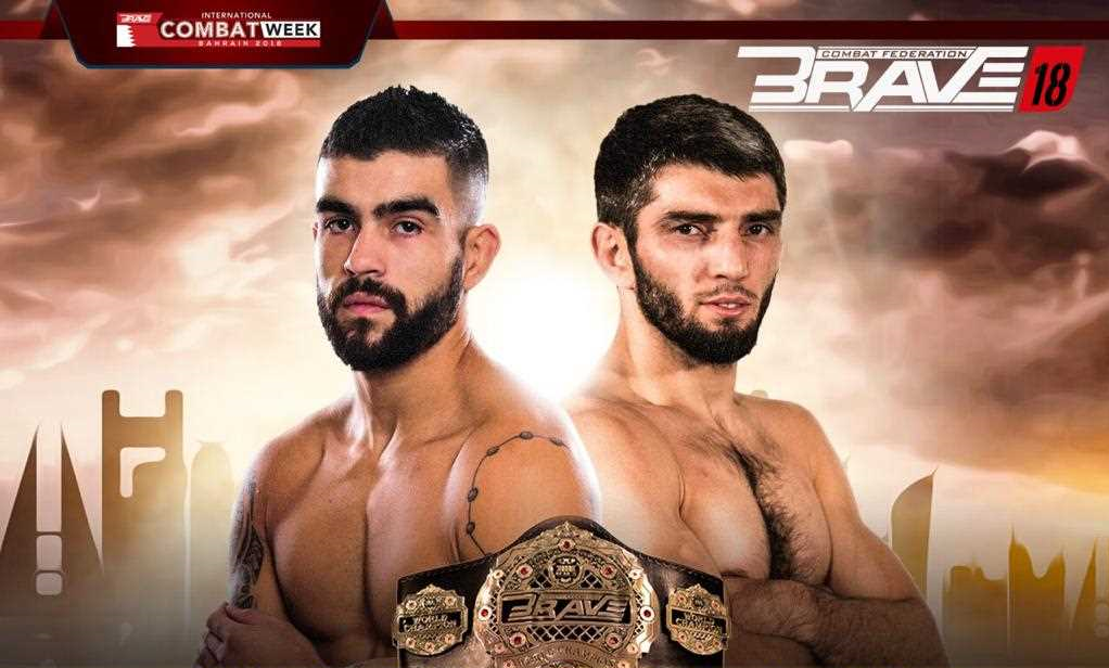 Marcel Adur and Velimurad Alkhasov to fight for the inaugural flyweight title at Brave 18