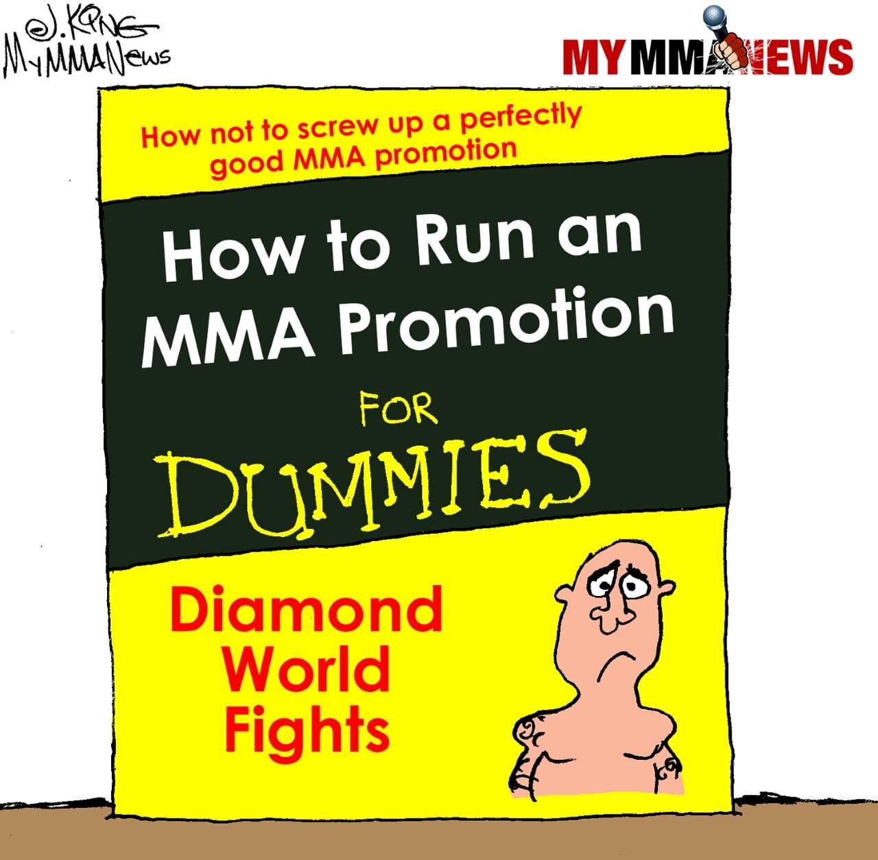 Diamond World Fights, Gail Stallings Minor, Gail Stallings-Minor