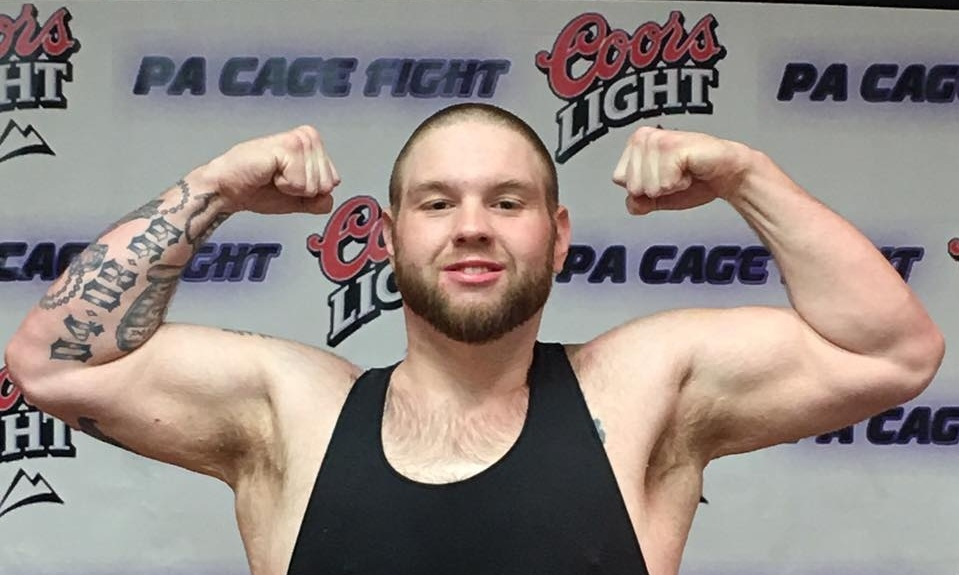 Mike Erb: Bouts With PA Cage Fight Have Been A Blast