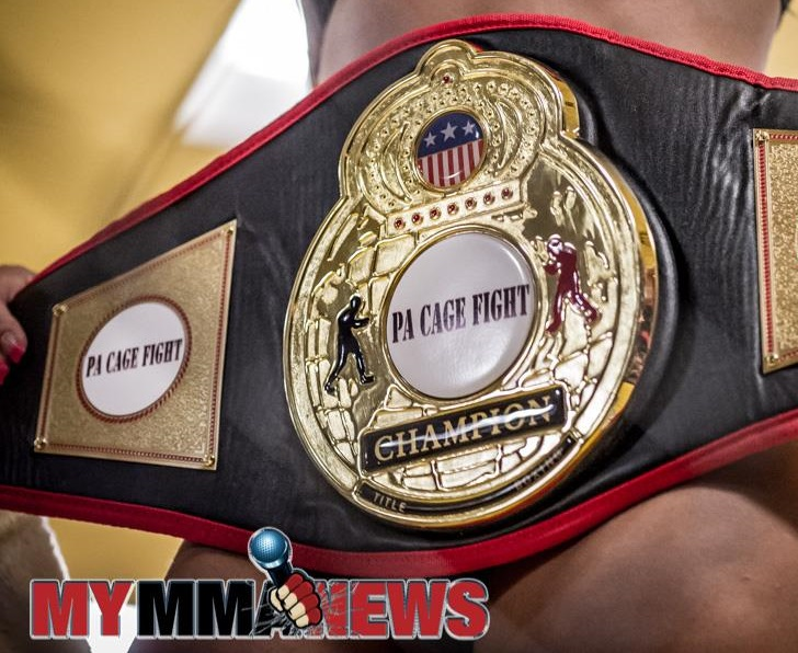 Joe Rivas discusses PA Cage Fight 34 title bout
