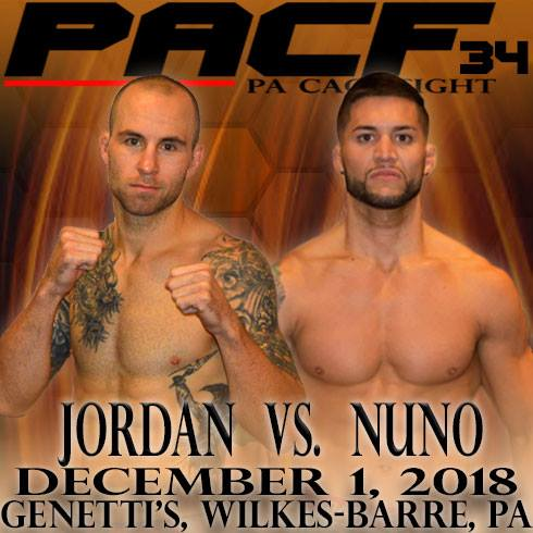 PA Cage Fight 34, Rick Nuno