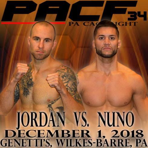 PA Cage Fight 34, Rick Nuno