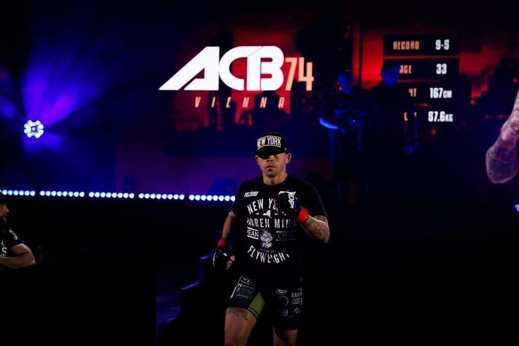 Darren Mima returns to ACB MMA, fights in Grozny on January 26